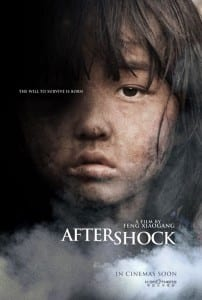 Aftershock - Theatrical Poster - Courtesy of Dimension Films