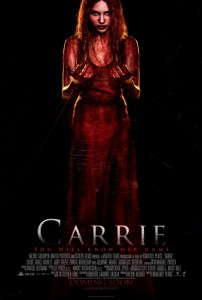 Carrie (2013) - UK Theatrical Poster - Courtesy of Screen Gems