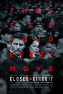 Closed Circuit - Theatrical Poster - Courtesy of Focus Features