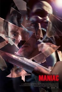 Maniac (2013) - Theatrical Poster - Courtesy of IFC Midnight