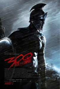 300: Rise of an Empire - Theatrical Poster - Courtesy of Warner Bros. Pictures