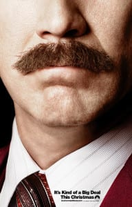 Anchorman: The Legend Continues - Advance Theatrical Poster Style B - Courtesy of Paramount Pictures