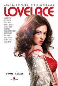 Lovelace - Theatrical Poster - Courtesy of RADiUS-TWC