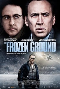The Frozen Ground - Theatrical Poster Style B - Courtesy of Lionsgate