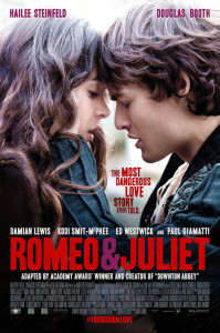 Romeo & Juliet - Theatrical Poster Style B - Courtesy of Relativity Media