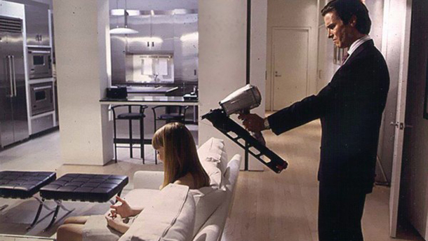 American Psycho via Stand by for Mind Control